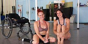 Tekerlekli Sandalyesi Direk Dansı Yapmasına Engel Olmayan Kadın: Erin Clark