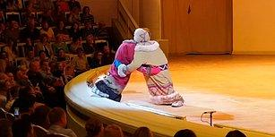Sibiryalı İki Çocuğun Büyük Kavgası Adlı Muhteşem Koreografi