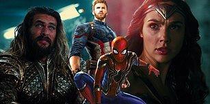 Justice League Kadrosunun 'Avengers: Infinity War' Fragmanı Karşısında Uğradığı Efsane Şok