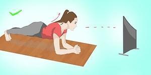 Spora Vakit Bulamayanlara Özel! Evde Dizi Keyfinize Sağlık Katacak 10 Haftalık Basit Egzersiz Planı