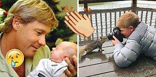 Rahmetli Steve Irwin'in Oğlu 14 Yaşına Geldi ve Babasının Başlattığı Doğa Aşkını Adım Adım İlerletiyor!