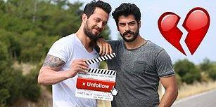 """Instagram'dan Birbirlerini Sildiler: Filmlerinde Bekledikleri Gişeyi Bulamayan Burak Özçivit ile Murat Boz'un """"Kardeşliği"""" Bitti!"""