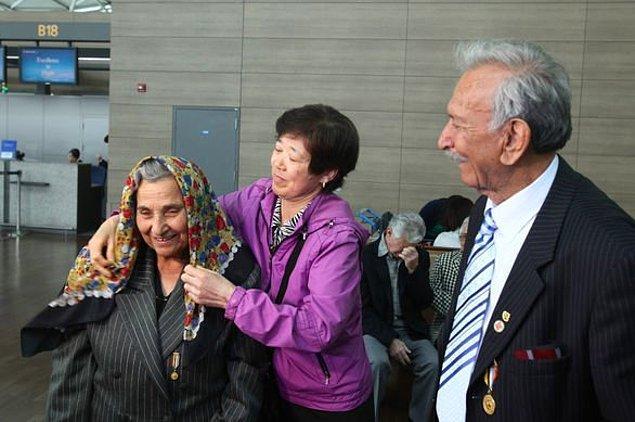 """Nimet Dilbirliği ile """"Astsubay Süleyman""""ın 65 yıllık evli oldukları öğrenildi."""