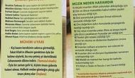 """İTÜ'de """"Müzik Haramdır"""" Bildirisi Dağıtıldı, Konservatuar Öğrencileri Cevap Verdi: """"İnadına Sanat İnadına Özgürlük"""""""