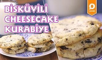 En Sevdiğimiz İki Lezzet Bir Arada: Bisküvili Cheesecake Kurabiye Nasıl Yapılır?