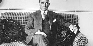 """ABD'nin Kudüs Kararı Sonrası Yeniden Gündemde: Atatürk """"Filistin'e El Sürülemez"""" Dedi mi?"""