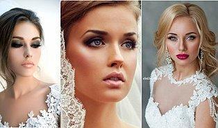 Sana En Çok Yakışacak Düğün Makyajını Söylüyoruz!