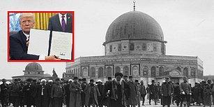 Trump'ın Kararıyla Gündeme Gelen Kudüs Nasıl Fethedildi ve 100 Yıl Önce Nasıl Kaybedildi?