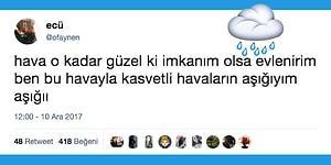 Şiddetli Yağmurla Güne Başlayan Yurdumuz İnsanından Duygulara Tercüman 15 Tweet