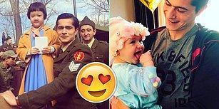 """Ayla'daki Oyunculuğuna Hayran Kaldığımız, Gerçekte de Tatlı Bir Kızı Olan """"İsmail Hacıoğlu"""""""
