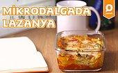 Dünyanın En Pratik Lazanyası: Mikrodalgada Lazanya Nasıl Yapılır?