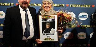 İsveç'te Yılın Kahramanı Seçilen Bir Türk Kadını: 63 Yaşındaki Fatma İpek Alcı ile Tanışın!