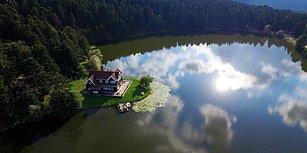 Gölcük Milli Parkı 22 Yıllığına Kiralanıyor: Bir Köşk 25 Bungalov İnşa Edilecek