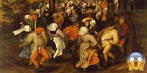 Yorgunluktan Ölene Kadar Dans Ettiler! Tarihin En Enteresan Olaylarından Biri Olan Strasbourg'daki Dans Salgını