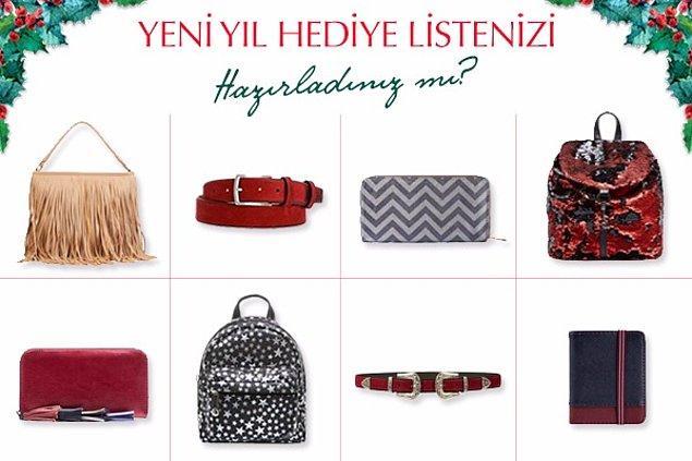 Seni hiç yanından ayırmasın: Çanta, cüzdan veya kemer!