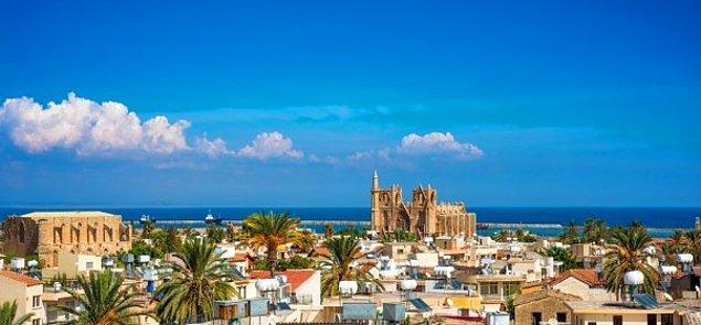 10. Güzel bir tatil yapmak için, biraz kafa dinlemek ve bol bol eğlenmek için Kıbrıs her daim en iyi tercihtir!