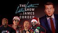 James Corden'la Carpool Karaoke'de Noel Zamanı! 🎤🎅🎄