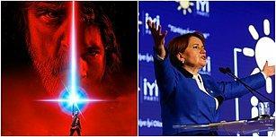 """Son Jedi Şaşkın! İYİ Parti'den Star Wars Temalı Reklam Filmi: """"Güç İYİ'nin Yanında Olsun"""""""