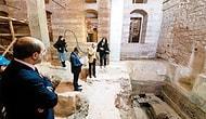 Topkapı Sarayı'nda Tarihi Keşif! Fatih Sultan Mehmet Dahil 5 Padişahın Kullandığı Hünkâr Hamamı