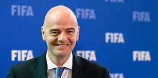 FIFA Başkanı Infantino'nun Türkiye'deki Şike Sürecinde UEFA'nın 'Sıfır Tolerans' İlkesini İhlal Ettiği İddia Edildi