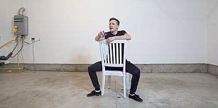 Bir Sandalyenin Üzerine Oturabileceğiniz Birbirinden İlginç 50 Oturma Şekli
