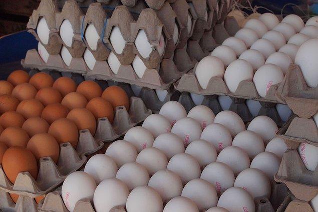 2. Yumurtanın adet fiyatı 46.500 TL