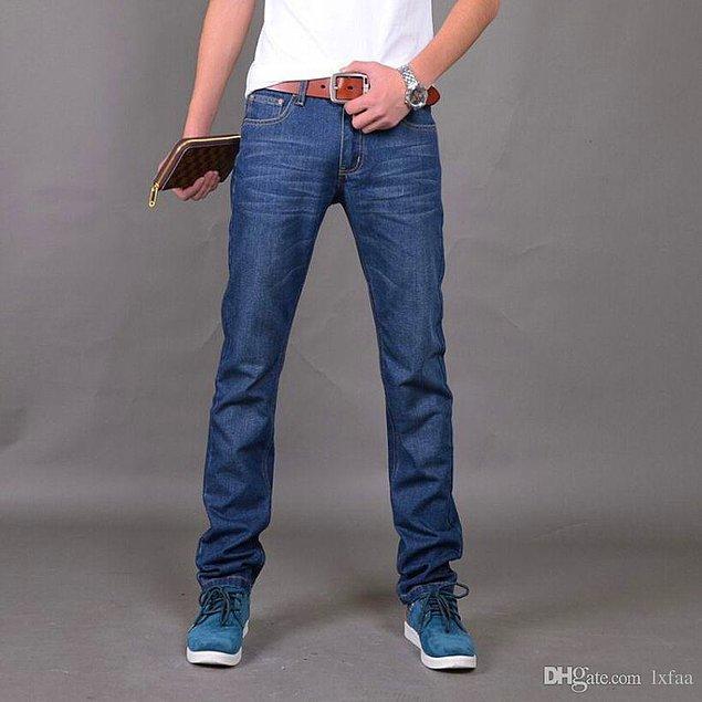 7. Levi's marka bir kot pantolon 12.450.000 TL