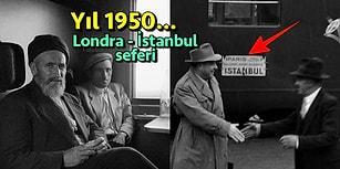 1950 Yılına Dönüp Meşhur Doğu Ekspresi'yle Londra'dan İstanbul'a Seyahat Etmek İster Miydiniz?