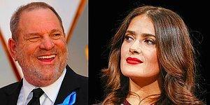 'Frida' Rolüyle Hafızalara Kazınan Salma Hayek, Harvey Weinstein'in Tehdit ve Tacizine Maruz Kaldığını Açıkladı!