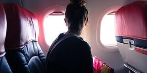 Bilim İnsanlarına Göre Uçakta Cam Kenarını Tercih Ediyorsanız 'Bencil' Bir Karakteriniz Olabilir!
