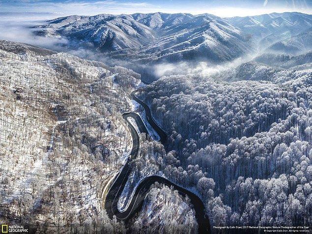 20. Transilvanya'da Kış - Calin Stan