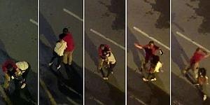 Yargı Vicdanları Rahatlatmadı: Antalya'da Sokakta Yürüyen Kadını Taciz ve Darp Eden Zanlı Serbest