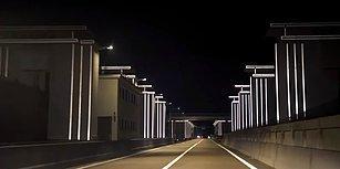 Işık Kirliliğini Büyük Ölçüde Azaltabilecek Fütüristik Bir Sokak Işığı: Gates of Light