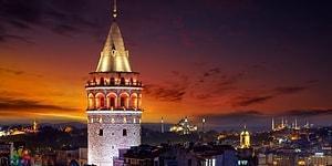 Efsanevi Bir Aşk Hikayesi: Galata Kulesi ile Kız Kulesi 😍