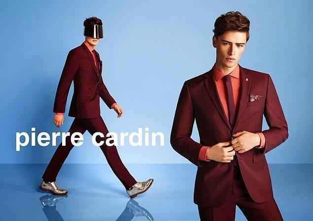 12. Pierre Cardin - Pieğ Kağden