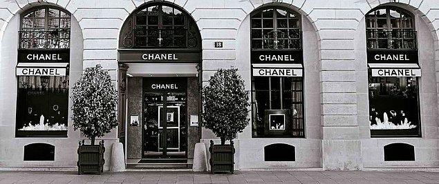 13. Chanel - Şanel