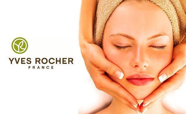 32. Yves Rocher - İv Roşe