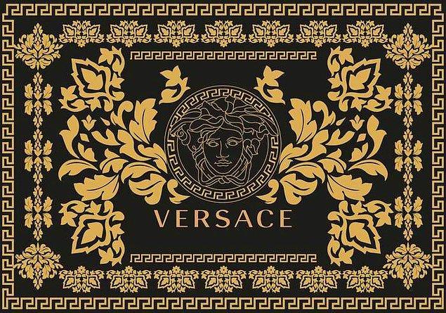 35. Versace - Versaçe