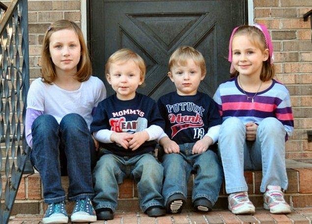 4 Çocuğun Olacak!