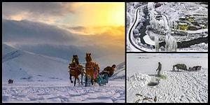 Hayran Olunası Doğası, Uçsuz Bucaksız Tarlaları ve Ani Harabeleri ile Adeta Uzak Bir Masal Ülkesi: Kars