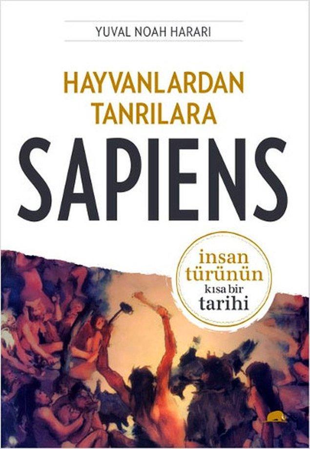 11. Hayvanlardan Tanrılara Sapiens İnsan Türünün Kısa Bir Tarihi - Yuval Noah Harari
