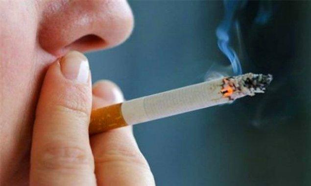 10. Halka açık, kapalı mekanlarda sigara kullanıyor musun?