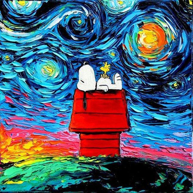 2. Peanuts - Snoopy