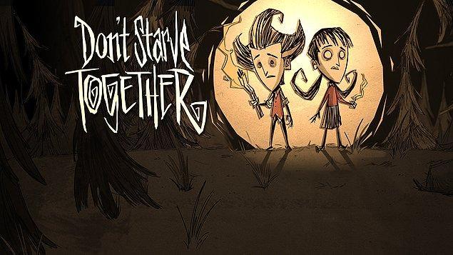 14. Don't Starve Together