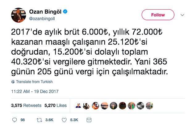 1. 205 GÜN!