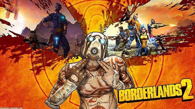 11. Borderlands 2