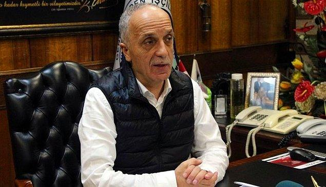Komisyonda işçi tarafını temsil eden Türk-İş Başkanı Ergün Atalay, asgari ücret için taleplerinin 1.893 lira olduğunu açıkladı.