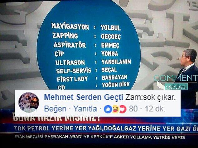 14. Bazı türkçe kelimeler