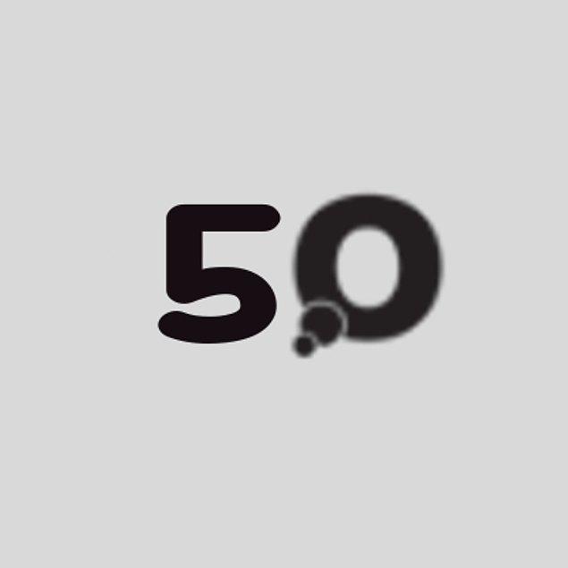 %50 Onediocusun!