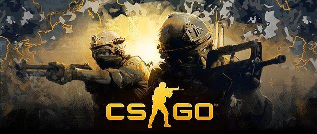 3. Counter Strike Global Offensive